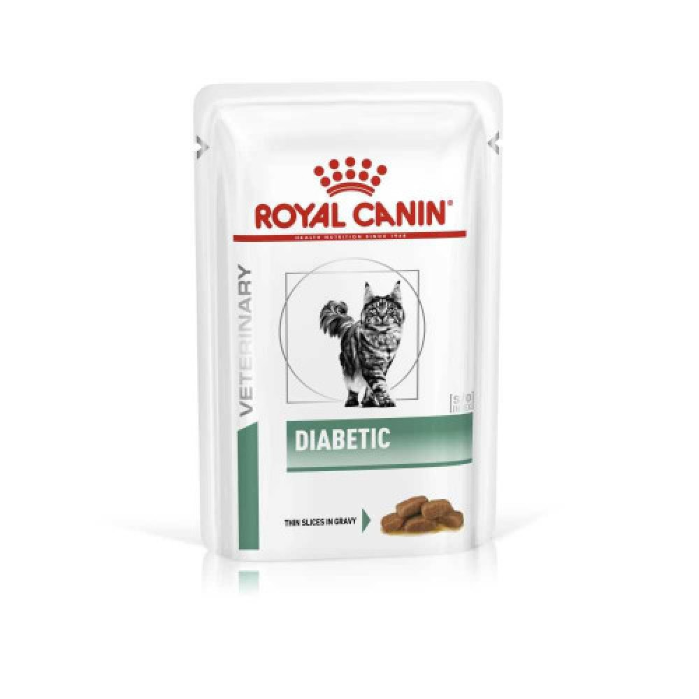Royal Canin Diabetic при сахарном диабете