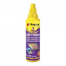 Препарат, способствующий разложению биологических загрязнений Tropical «Bactosan» 50 мл