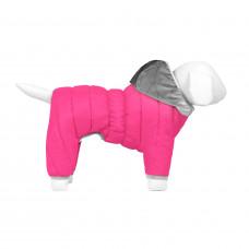 Комбинезон для собак AiryVest ONE, размер L 50, розовый