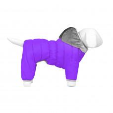 Комбинезон для собак AiryVest ONE, размер L 50, фиолетовый