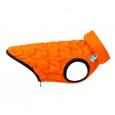 Курточка двусторонняя AiryVest UNI, размер M48, оранжево-черная