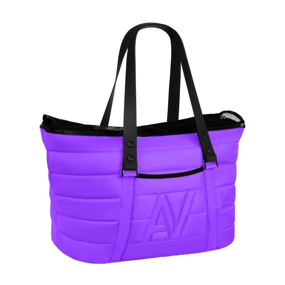 Сумка-переноска AV универсальная, 38*29*21см, фиолетовый