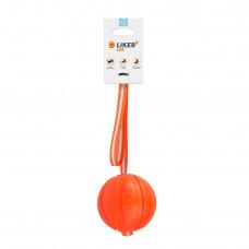 Мячик ЛАЙКЕР9 Лайн, диаметр 9 см