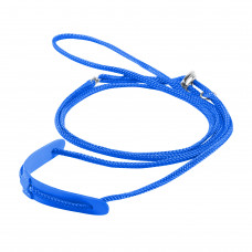 Ринговка Dog Extremе 5мм /5 цветов, голубой