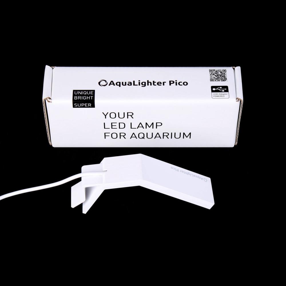 Светильник LED AquaLighter Pico Soft, 10л, 6500К, белый