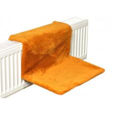 Гамак для котов на радиатор (подвесной, регулируемый) Мур-Мяу Коричневый