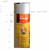Спрей Bayer Bolfo - Инсекто-акарицидное средство контактного действия против блох