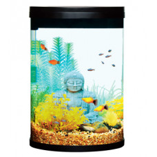 Resun (Ресан) Аквариум цилиндр, сверхпрозрачный пластик, 45.5 л
