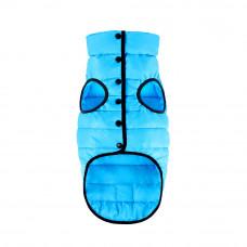 Курточка для собак AiryVest ONE, размер L 65, голубой