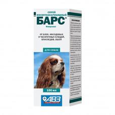 Спрей БАРС 100 мл для собак (AB766)