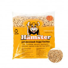 Супергранулы Hamster Лаванда, 800 г лаванда