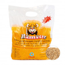 Супергранулы Hamster Лаванда 2 кг в эконом уп.
