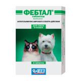 ФЕБТАЛ (6 табл.) для собак, кошек (AB210)