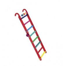 Игрушка для птиц Лесенка с игрушкой упаковка 5шт