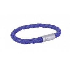 Браслет CoLLaR GLAMOUR, длина 20 см, фиолетовый