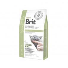 Сухой корм для котов Brit GF Veterinary Diets Cat Diabets 2кг