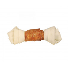 Кость для чистки зубов с курицей DENTAfun 18см, 120гр, 1шт
