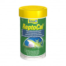 Порошок-корм для рептилий Tetra ReptoCal 100мл