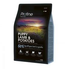 Сухой корм для щенков Profine Puppy Lamb ягненок 3кг