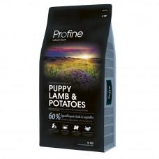 Сухой корм для щенков Profine Puppy Lamb ягненок 15кг