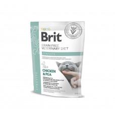 Сухой корм для котов Brit GF Veterinary Diets Cat Obesity 400гр