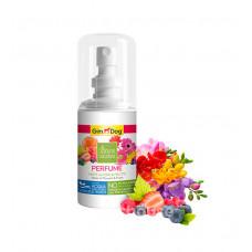 Духи GimDog Natural Solutions, нотки цветов и фруктов, 50мл