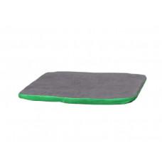 Лежак (лежанка) для кошек и собак Мур-Мяу Матрасик Серо-зеленый