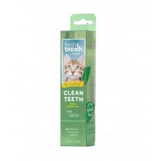 Гель Tropiclean Clean Teeth Oral Care Gel для чистки зубов кошек и котов 59 мл