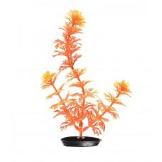 Пластиковое растение AMBULIA orange 13см