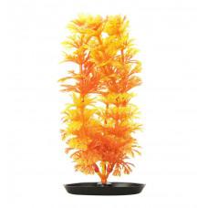 Пластиковое растение AMBULIA orange 20см