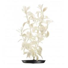 Пластиковое растение RED LUDWIGIA white pearl 20см