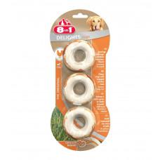 Колечки для собак с мясом 8in1