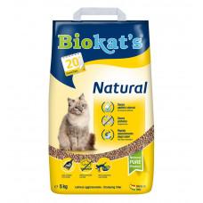 Песок Biokats NATURAL NEW 5кг