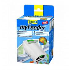 Автоматическая кормушка для рыб Tetra MyFeeder белая