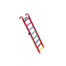 Игрушка для птиц Лесенка с игрушкой 1шт