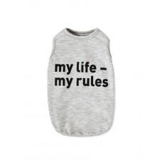 Борцовка меланж my life - my rules M
