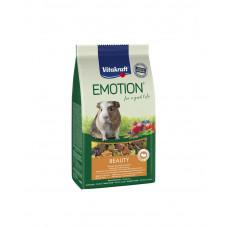 Корм для морских свинок Emotion Beauty 600гр