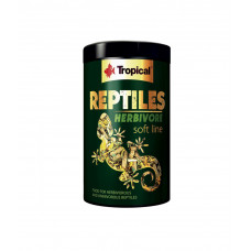 Корм для рептилий Reptiles Herbivore Soft 1л 260гр
