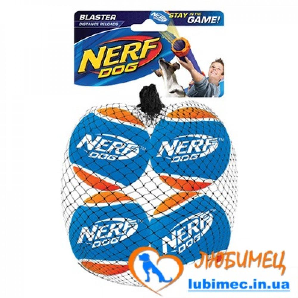 Набор мячей для бластера Nerf 4 шт.
