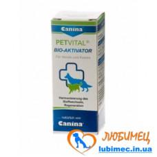 PETVITAL Bio-Aktivator 20ml жидкий комплекс с амин. к-тами и железом
