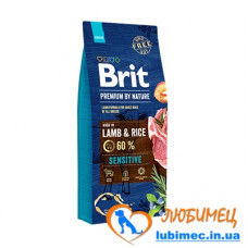 Brit Premium Dog Sensitive Lamb 1 kg