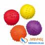 Мяч резиновый с пищалкой 6см