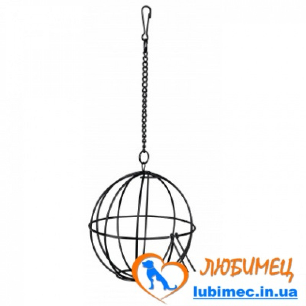 Кормушка-шар д/грыз 8см