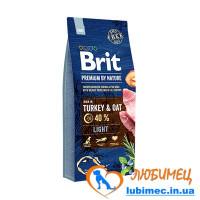 Brit Premium Dog Light 3 kg
