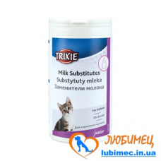 Заменитель молока для котят 250 гр пудра