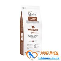 Brit Care Weight Loss Rabbit & Rice 1 kg (д/соб. с лишним весом)