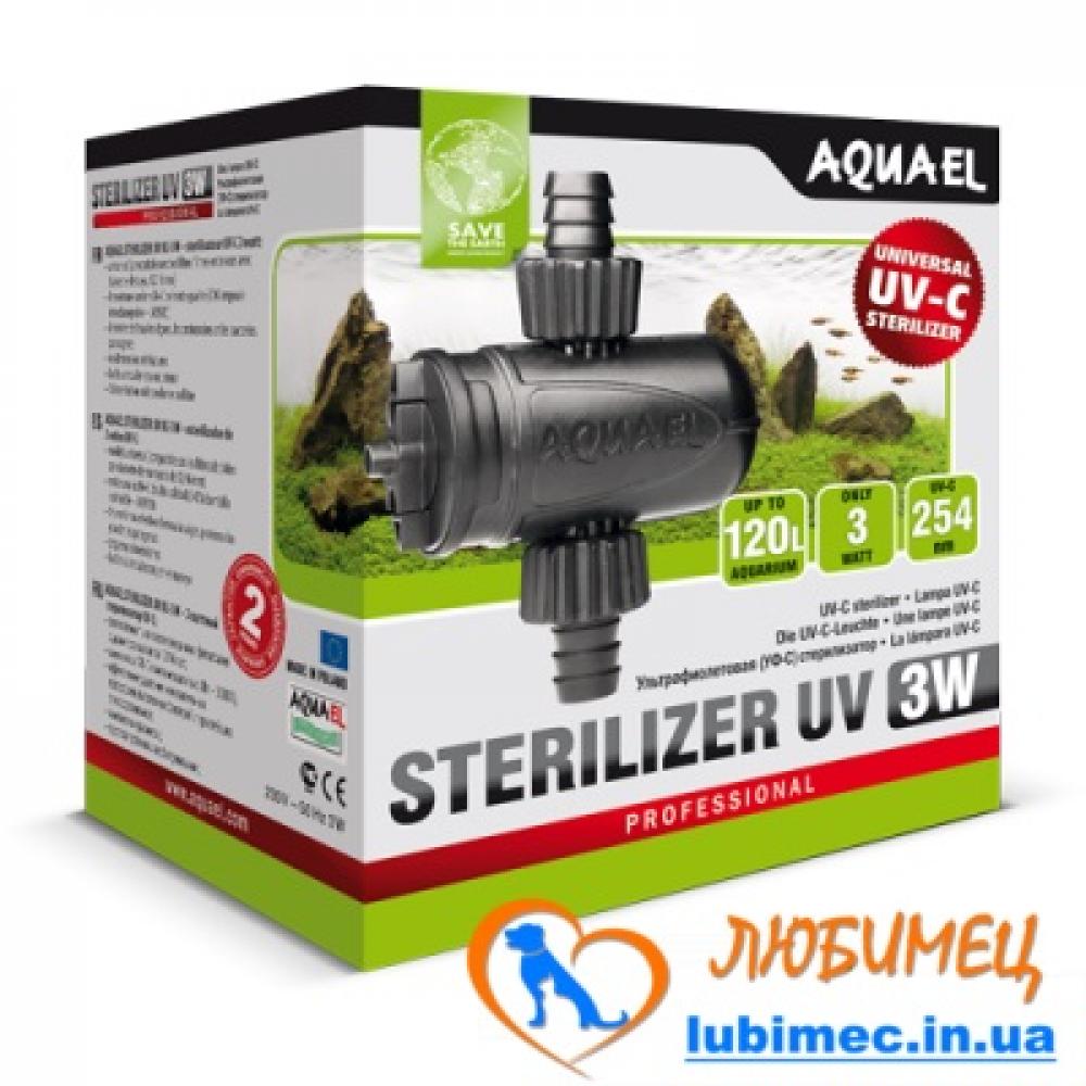 Стерилизатор UV AS-9W (350л)