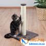 Дряпка Трикси для кошек Parla серая 62см