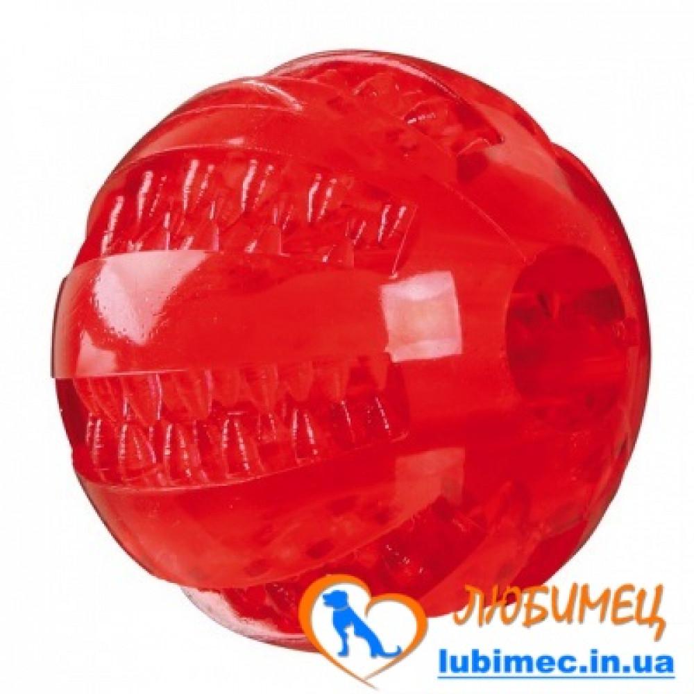 Мяч для зубов Denta Fun термопластичная резина для собак 6 см