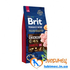 Brit Premium Dog Senior L+XL 3 kg